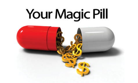 Magic Marketing Pill